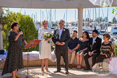 Anthea and Frank's Wedding | Cruising Yacht Club of South Australia