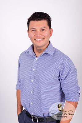 Kevyn's corporate profile photos / headshots