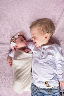 Eltahir Family photos and baby Sasha's newborn photos