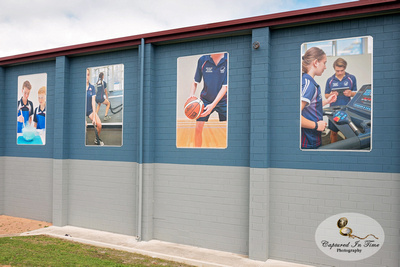 Seaview High School sports, science and health photos